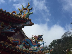 宜蘭天公廟景